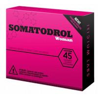 SOMATODROL Woman - 45 Comprimidos  | Marca : Iridium Labs