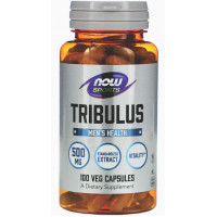 Tribulus Terrestris 500mg - 100 Cáps. - Now Foods