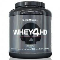 Whey 4HD - 2,2kg - Marca Black Skull