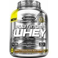 100% PLATINUM WHEY 5 LBS (2.27kg) - MUSCLETECH