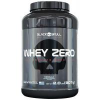 Whey Zero - 907gr - Black Skull
