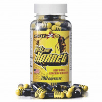 Yellow Hornet Stacker - 100 Caps - NVE Pharmaceuticals